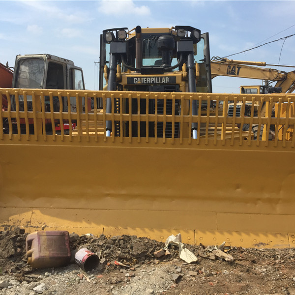 ใช้ใหม่ cat d6r/bulldozer Caterpillar d6 dozer/Cat d6 d7 d8 dozer ดีราคาขาย