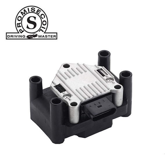 Promise brand ignition coil 0221603009 for vw parts with modules