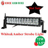 Top Quality Amber Strobe Light , 72W Amber Strobe light for 4x4 Offroad