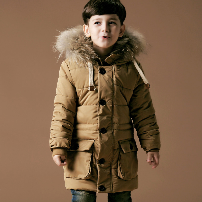 A ma-1 bomber jacket is ideal for slightly chilly days, and a pocketable parka for kids packs away easily, so you can carry it with you in case of inclement weather. For little boys that want to be just like dad, the boys Comfort Jacket has the look of a blazer but the feel of his favorite hoodie.