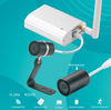 1080P 3G WCDMA 4G P2P Mini Full HD IP Security Camera With Sim Card