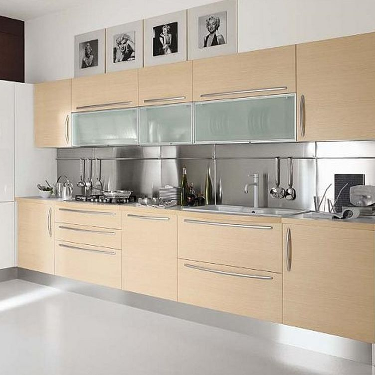 Free Used Light Oak Melamine Kitchen Cabinets And Aluminum Frame Glass Door Buy Light Oak Kitchen Cabinets Free Used Kitchen Cabinets Kitchen Cabinets Glass Door Product On Alibaba Com