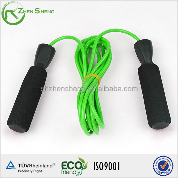 zhensheng jump rope body building and fitness equipments