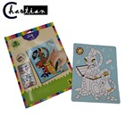 New Child Educational Sand Art Cards Diy Diamond Painting DIY Toy For Kids