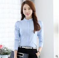 custom womens chantity nice design fashionable ladies formal tops and blouses models for summer