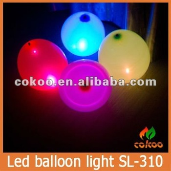 Led Flash Balloon Christmas Gift Wedding Birthday Party Decoration ...