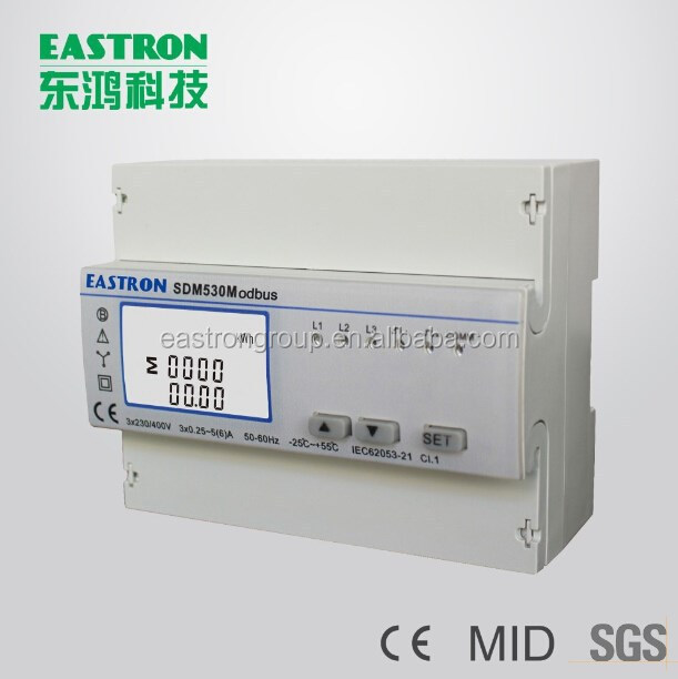 sdm530 modbus three phase four wires din rail energy meter with Encoder to MicroLogix 1200 Wiring sdm530 modbus three phase four wires din rail energy meter with rs485 modbus rtu and pulse output ce approved buy three phase energy meter energy meter