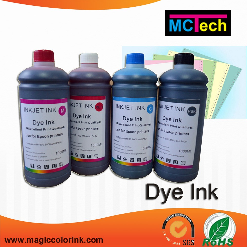 Wholesale 1000ml dye ink for epson 1410 print head made in china ...