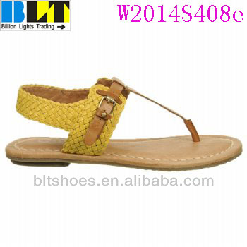BLT Oh Behave Casual Thong Sandal Style Shoes