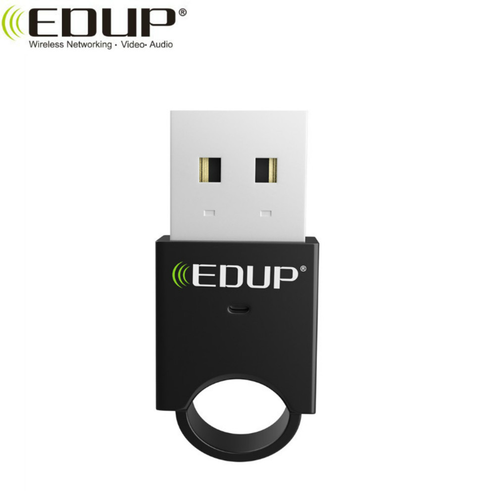 EDUP 3 Mbps Mini USB 2.4 GHz WiFi Bluetooth4.0 Adaptörü