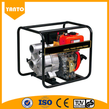 High Quality Garden portable Diesel Sewage 8 suction pump 3.5L