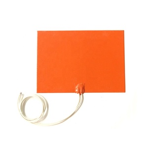 300X300mm 750W 100K Thermistor Silicone Rubber Heater 3D Printer Heater Heat bed