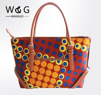 2018 Latest African Print Handbags For Women Whole