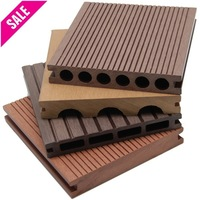 Eco friendly wood plastic composite decking wpc diy tiles wpc floor