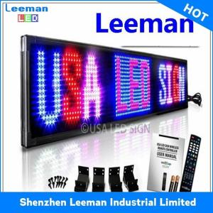 dot matrix new images hd screen hot videos p3 usb mini led programmable sign display board