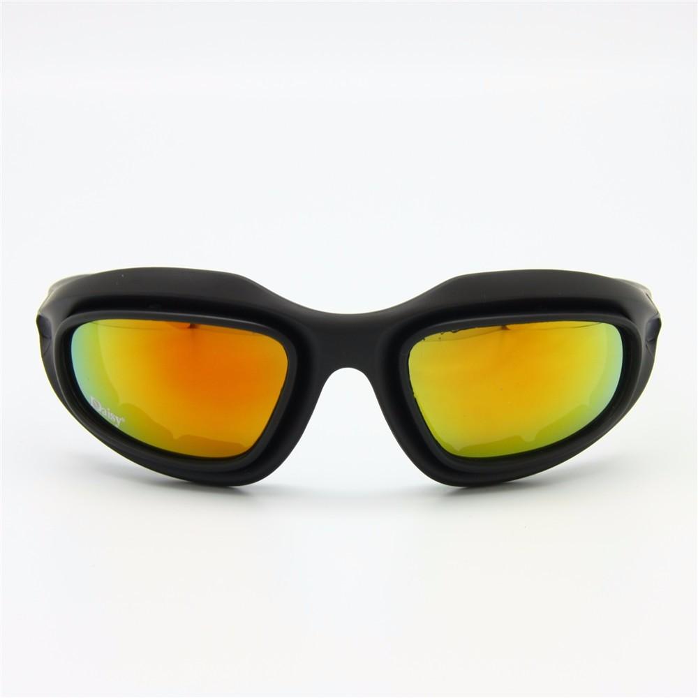 Daisy C5 Polarized Army Goggles Military Sunglasses 4