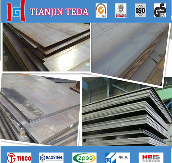 Chinese factory best quality EN10025 S355K2 alloy steel plate price