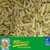 IQF frozen yellow wax bean cuts