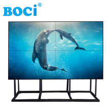 55 Inch Floor Stand LCD Display Panel Video Wall