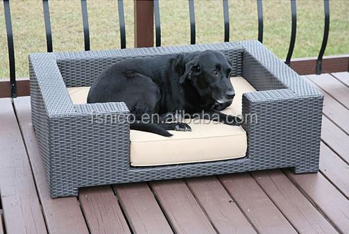 Wicker Outdoor Dog Bed View Outdoor Dog Bed Nico Art