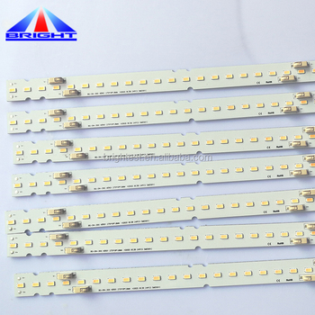 Constant current Samsung LM561C strip, led grow lights for vegetable 660nm  440nm SMD5630 light strip, View Samsung LM561C strip, Bright strip light