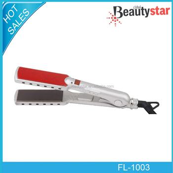 2015 Led Professional Titanium Iron Flat Iron 480f / Keratin Hair ...