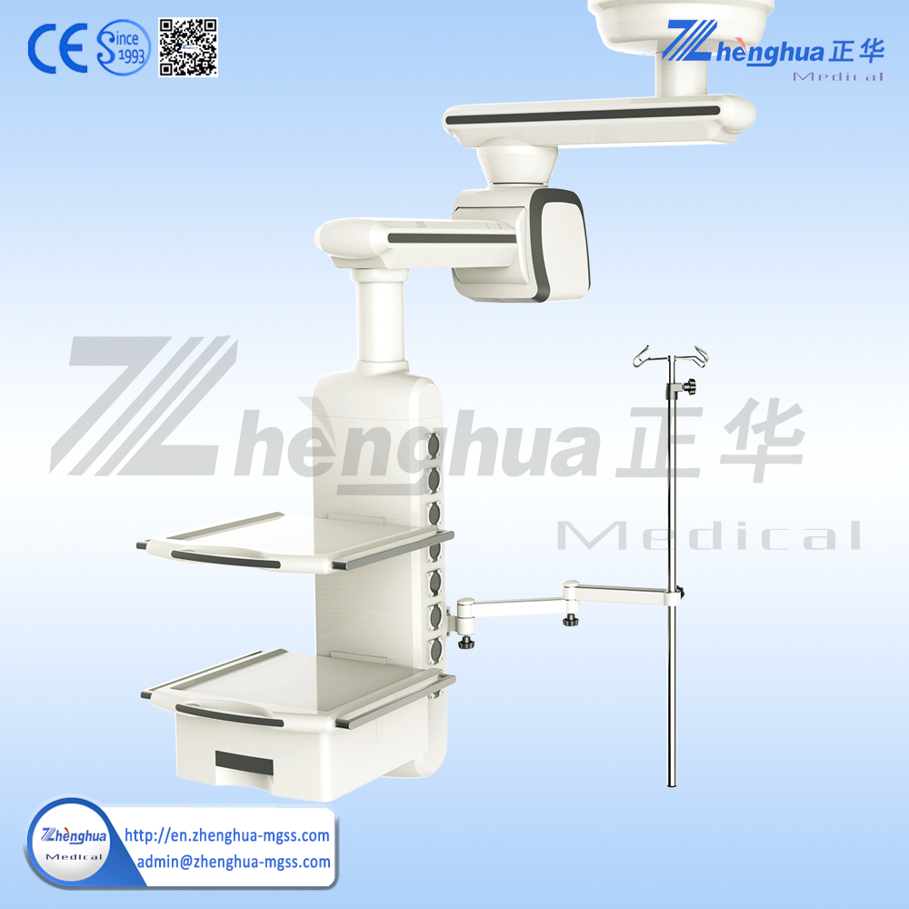 EX-70 N single arm lift electric anesthesia pendant