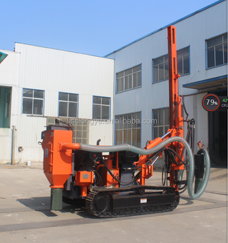 hydraulic blast hole rock drilling machine CTQ-Z115Y-2