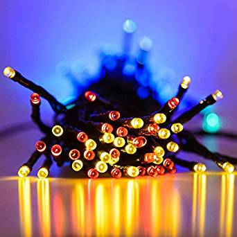 csbrother solar powered led string lights easter lights 100 led lights ambiance lighting