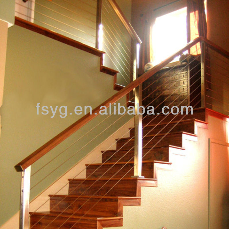 Wooden Stair Railing, Wooden Stair Railing Suppliers And Manufacturers At  Alibaba.com