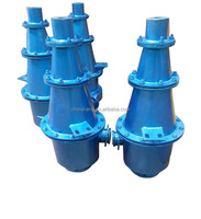 hydrocyclone sand separator/ hydrocyclone design for mineral separating process