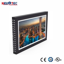 "32"" Android Touch Wall Mounted Lcd Digital Signage Display with LG panel"
