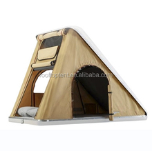 Hot sale camping hard shell roof top luxury indian fiberglassfiberglass top tent