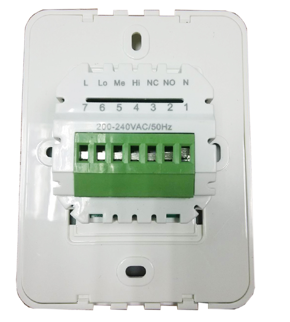 Fan Coil Wifi Smart Room Thermostat