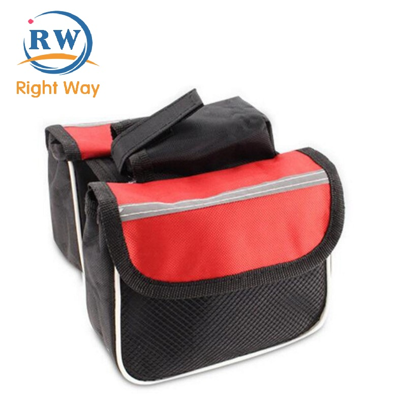Multi-Functional Outdoor Sports Bicycle Accessory Cycling Bicycle Front Bag