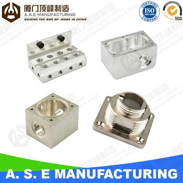 CNC turning and milling parts auto parts price list