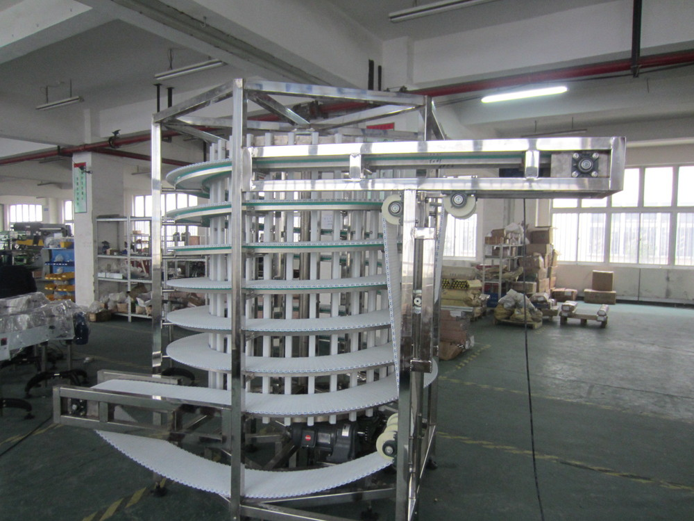 New Cooling Spiral Conveyor System For Food Industry Buy