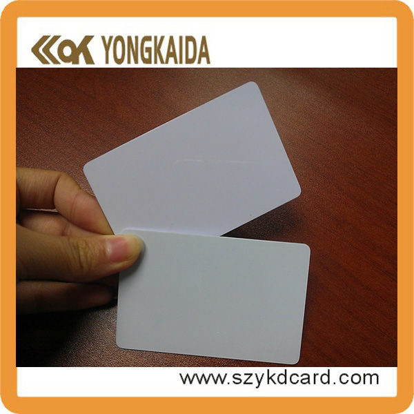 High Quality blank student id card for ID card printer