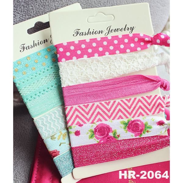 New Products 2016 Fashion Wholesale Hair Accessories Girls Plain ...