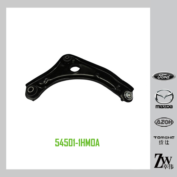 Spare Parts Front left Control Arm 54501-1HM0A For Nissa n March Japanese cars