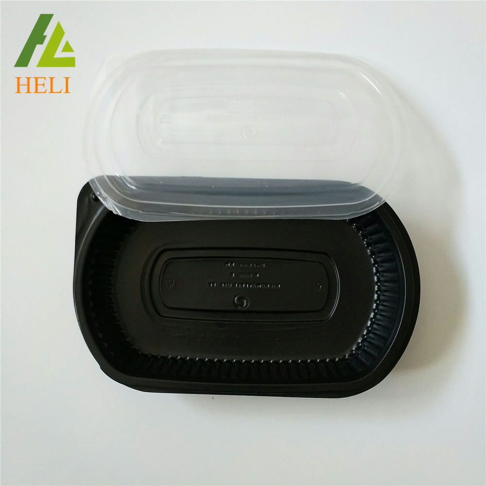 Disposable Plastic Containers For Food Takeout Packaging