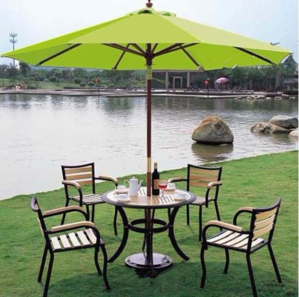 Charming Wind Resistant,beach Garden Party ,table Top Umbrella