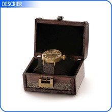 Mens Classical Watches Cusn8 Bronze Case Luxury Wrist Watches Men In Box Gift
