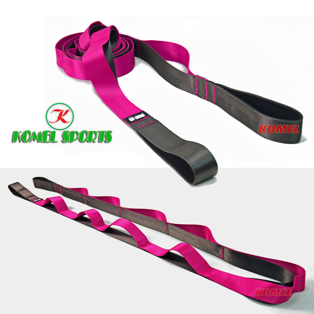 Amazon Hot Selling Stretching Out Strap With 12 Handling Loops