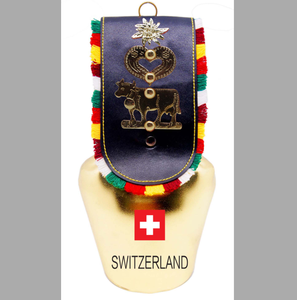 Top quality swiss cowbell supplier, wholesale souvenir bells in Switzerland/France/Austria/Germany/Belgium/Italy