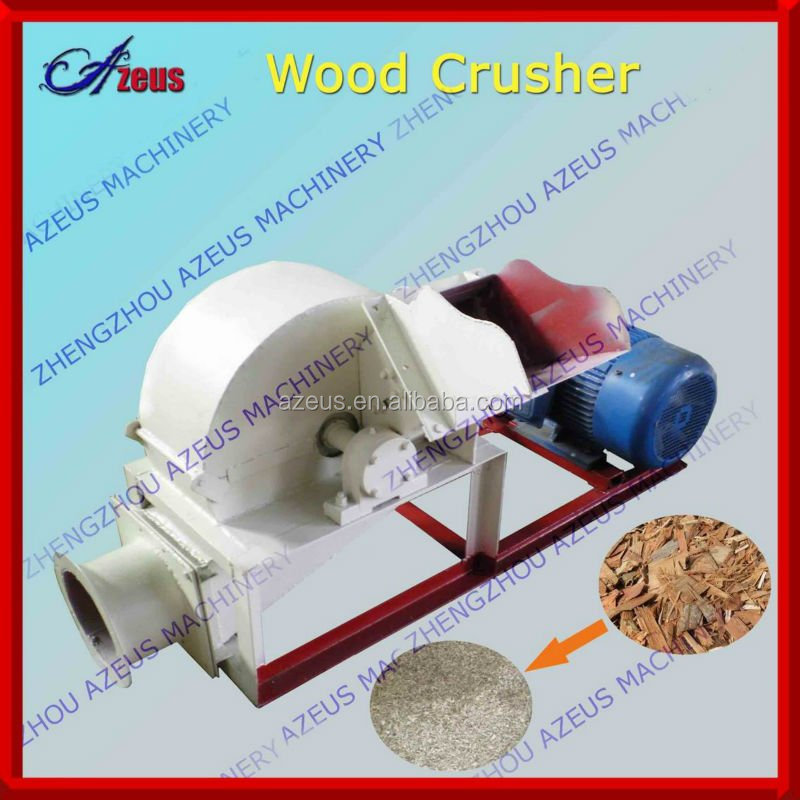 2014 Malaysia most welcomed and top quality wood crusher in machinery