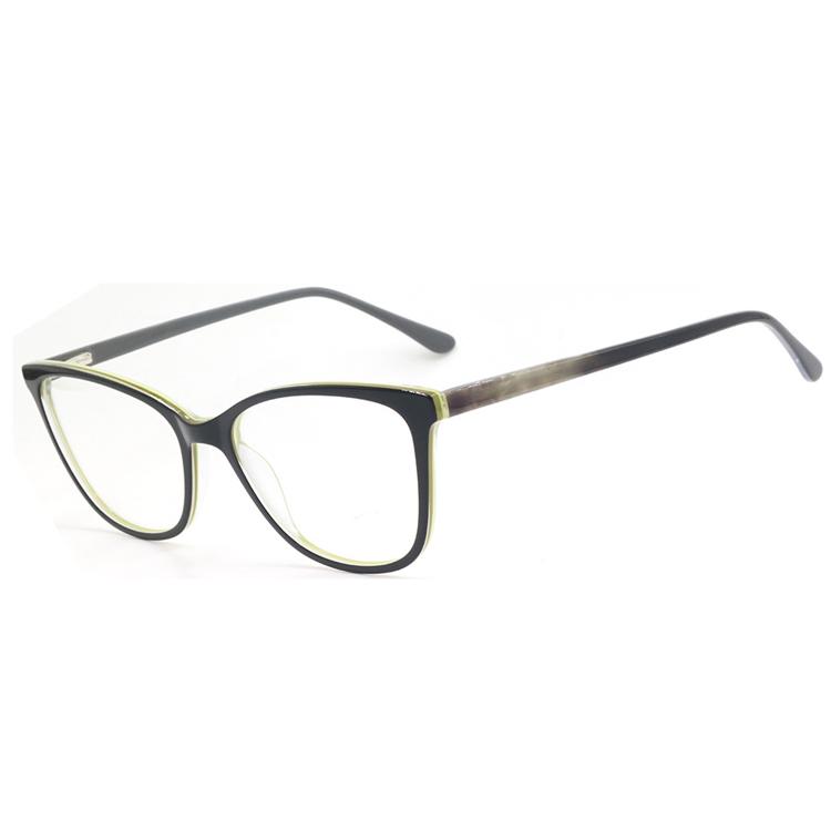 8d3bc5cce 2019 ونزهو مصنع أزياء النساء نظارات إطار الرجال النظارات الإطار خمر واضح  عدسة النظارات البصرية إطار