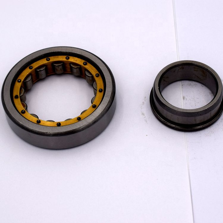NU 2208 E//C3  MTK Cylindrical Roller Bearing Removable Inner Ring