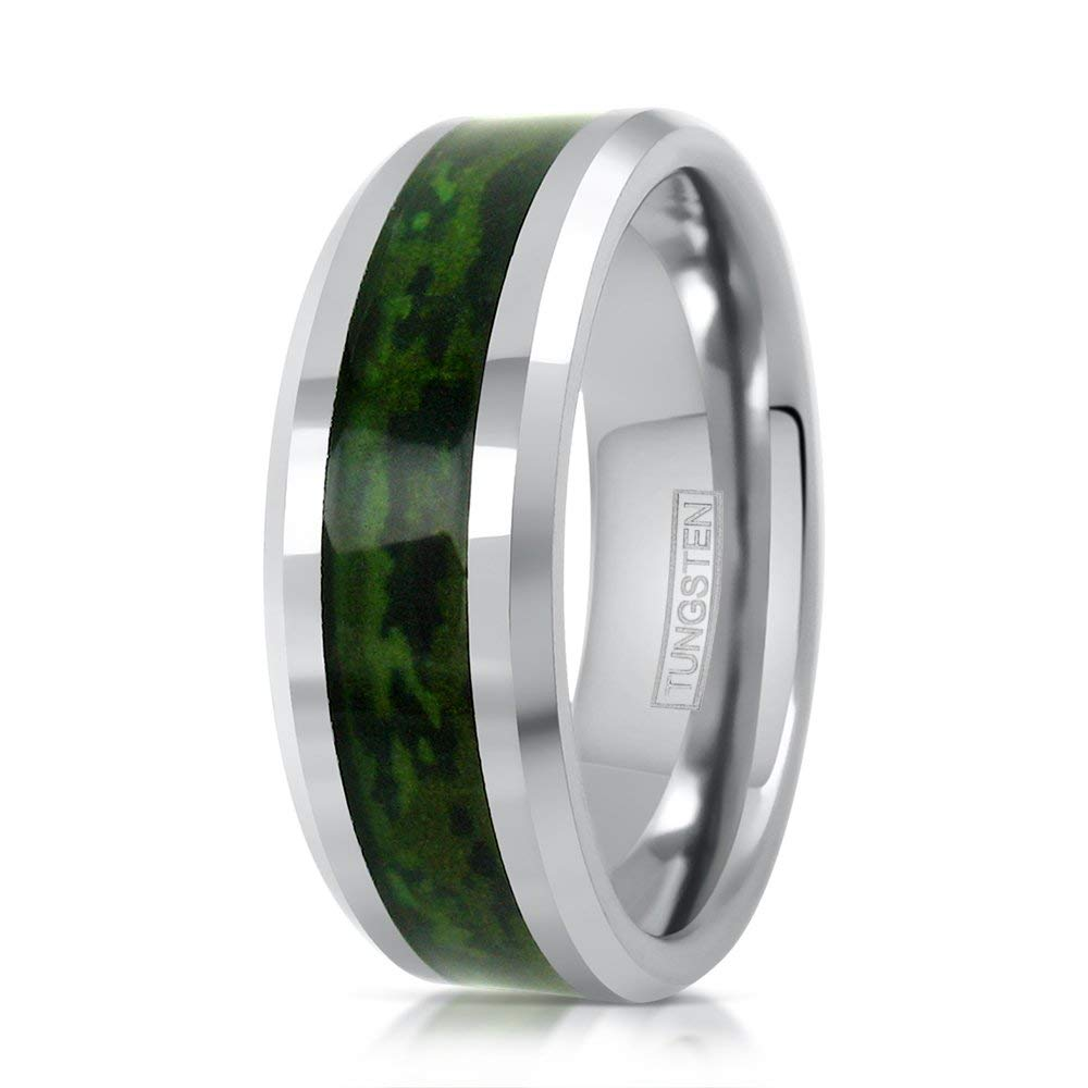 Awesome Camo Mens Wedding Bands Wedding Ideas