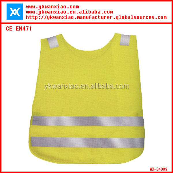various style kids security products promotion,reflective warning vest safety clothing